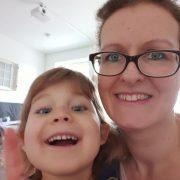 Dana, Mutter von Emilie und Marie, 9 und 4 Jahre